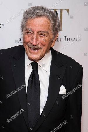 Tony Bennett attends the American Ballet Theatre Fall Gala at the David H. Koch Theater, in New York