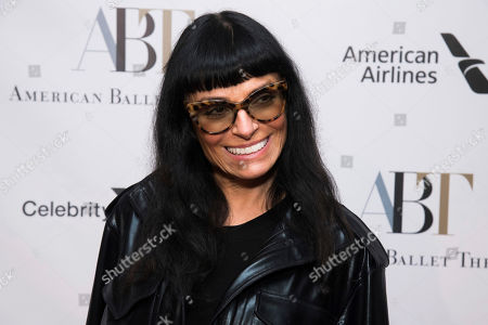 Norma Kamali attends the American Ballet Theatre Fall Gala at the David H. Koch Theater, in New York