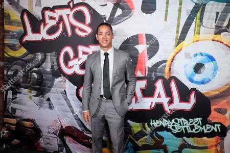 Stock Photo of Jeremy L. Carver