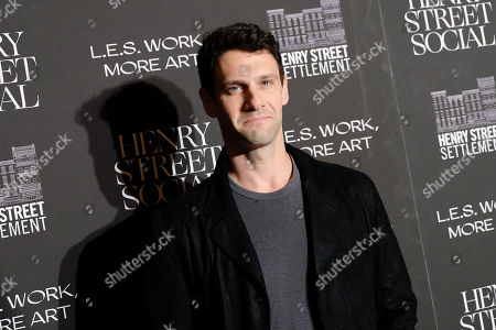 Stock Picture of Justin Bartha