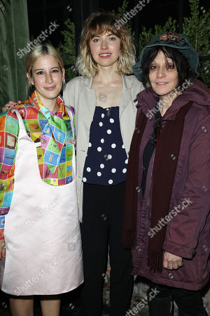 Stock Image of Rachel Antonoff, Imogen Poots and Amy Heckerling