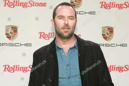 "Stock Image of Sean Evans attends the Rolling Stone and Porsche ""911 Experience"" launch event at Terminal 5, in New York"