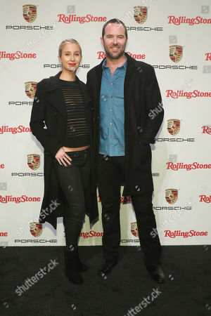 "Stock Photo of Sean Evans attends the Rolling Stone and Porsche ""911 Experience"" launch event at Terminal 5, in New York"