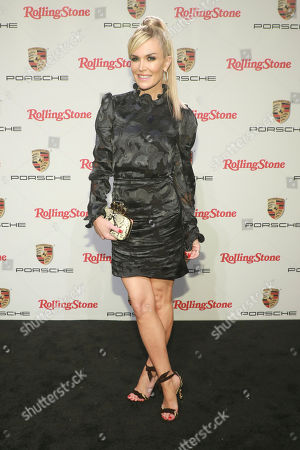 "Stock Picture of Tinsley Mortimer attends the Rolling Stone and Porsche ""911 Experience"" launch event at Terminal 5, in New York"