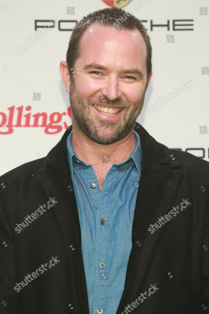 "Sean Evans attends the Rolling Stone and Porsche ""911 Experience"" launch event at Terminal 5, in New York"