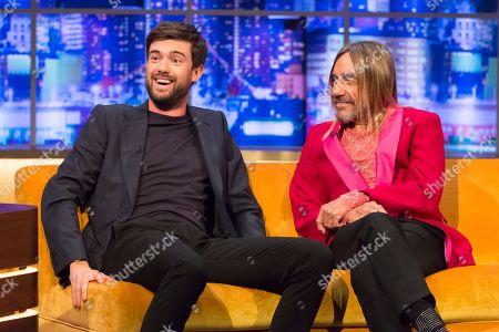 Jack Whitehall, Iggy Pop