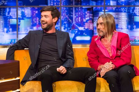 Editorial picture of 'The Jonathan Ross Show', TV show, Series 15, Episode 6, London, UK - 19 Oct 2019