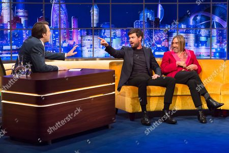 Editorial photo of 'The Jonathan Ross Show', TV show, Series 15, Episode 6, London, UK - 19 Oct 2019