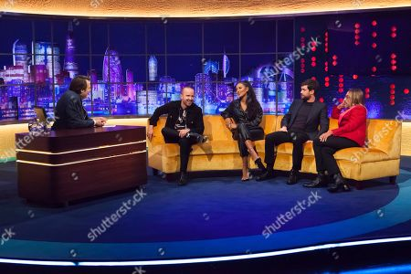 Editorial image of 'The Jonathan Ross Show', TV show, Series 15, Episode 6, London, UK - 19 Oct 2019