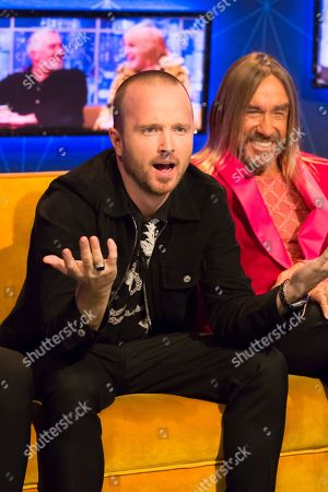 Aaron Paul, Iggy Pop