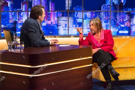 Jonathan Ross, Iggy Pop