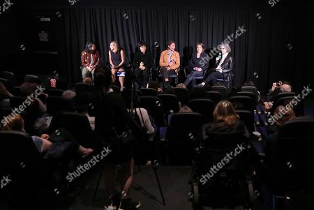 Editorial photo of IDA:An Evening With New York Times Op-Docs, Los Angeles, USA - 15 Oct 2019