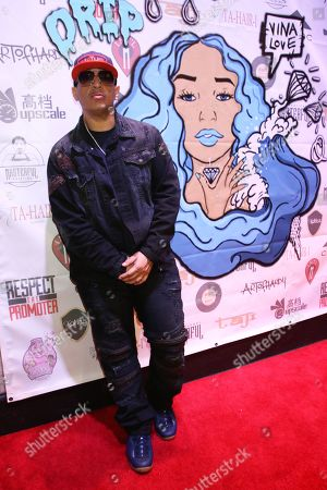 Editorial image of Vina Love video release party, New York, USA - 16 Oct 2019
