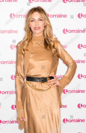 Editorial photo of 'Lorraine' TV show, London, UK - 17 Oct 2019