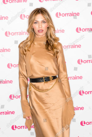 Editorial image of 'Lorraine' TV show, London, UK - 17 Oct 2019