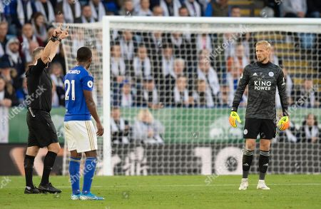 Editorial picture of Leicester City v Burnley, Premier League, Football, King Power Stadium, Leicester, UK - 19 Oct 2019