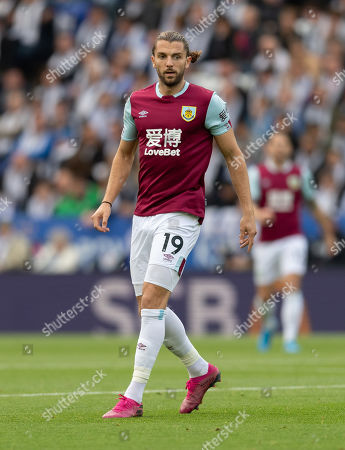 Stock Image of Jay Rodriguez of Burnley