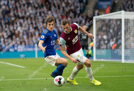 Editorial image of Leicester City v Burnley, Premier League, Football, King Power Stadium, Leicester, UK - 19 Oct 2019
