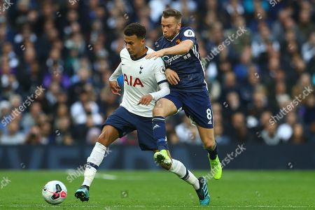 Editorial picture of Tottenham Hotspur v Watford, Premier League, Football, The Tottenham Hotspur Stadium, London, UK - 19 Oct 2019