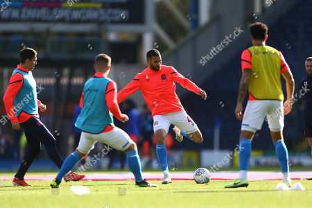Bradley Johnson of Blackburn Rovers during warm up