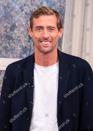 Stock Image of Peter Crouch
