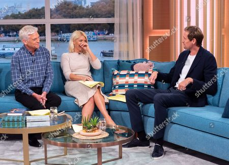 Editorial image of 'This Morning' TV show, London, UK - 17 Oct 2019