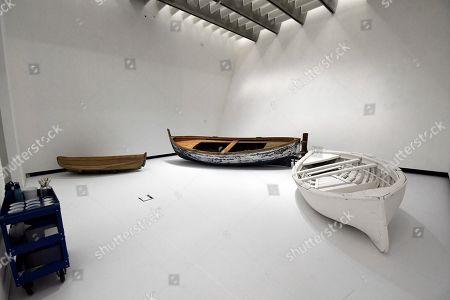 Yoko Ono, Add Color 8Refugee Boat,  1960/2016-2019