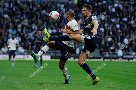 Editorial image of Tottenham Hotspur v Watford, Premier League, Football, The Tottenham Hotspur Stadium, London, UK - 19 Oct 2019
