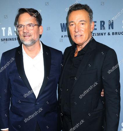 Toby Emmerich, Bruce Springsteen