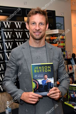Stock Picture of Jenson Button