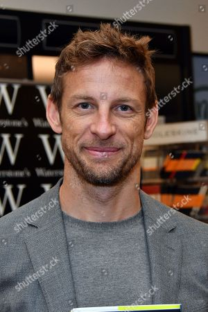 Stock Image of Jenson Button