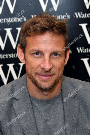 Stock Photo of Jenson Button