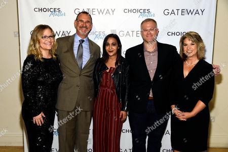 Editorial photo of Gateway Film Premiere, New York, USA - 16 Oct 2019