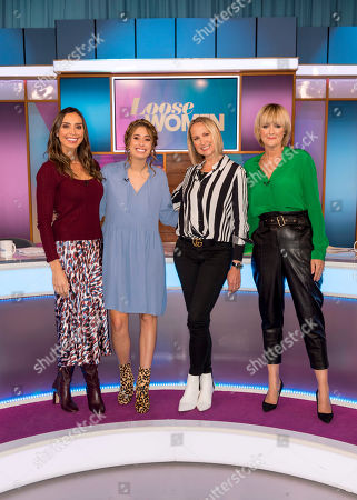Christine Lampard, Stacey Solomon, Carol McGiffin and Jane Moore