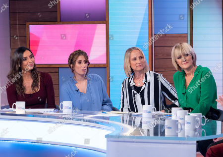 Stock Photo of Christine Lampard, Stacey Solomon, Carol McGiffin and Jane Moore