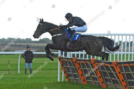 Editorial photo of Season Opener, Horse Racing, Wincanton Racecourse, Somerset, United Kingdom - 17 Oct 2019