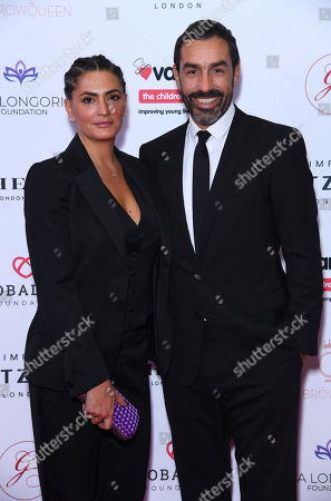 Editorial image of The Global Gift Gala, London, UK - 17 Oct 2019