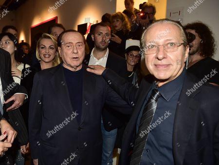 Editorial picture of Lucrezio Mac, Milan, Italy - 17 Oct 2019