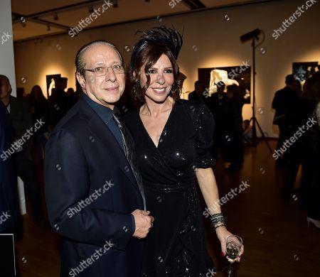 Luna and Paolo Berlusconi