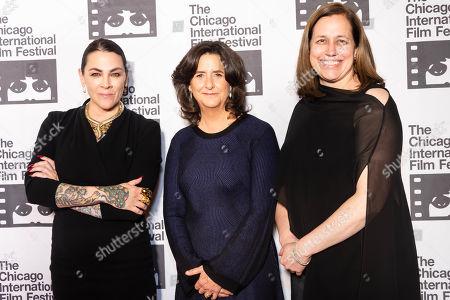 Jennifer Reader, Gigi Pritzker and Mimi Plauche