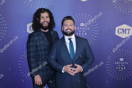 Editorial photo of 2019 CMT Artists of the Year - Arrivals, Nashville, USA - 16 Oct 2019