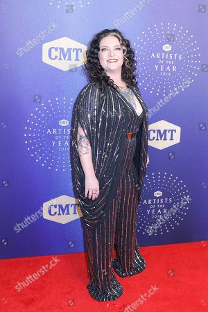 Editorial picture of 2019 CMT Artists of the Year - Arrivals, Nashville, USA - 16 Oct 2019