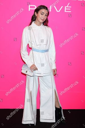 Editorial photo of 'Mademoiselle Prive' Chanel exhibition opening party, Tokyo, Japan  - 17 Oct 2019
