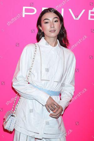 Stock Photo of Natasha Liu Bordizzo