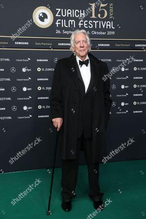 Donald Sutherland