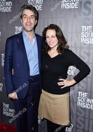 Jason Robert Brown and Georgia Stitt