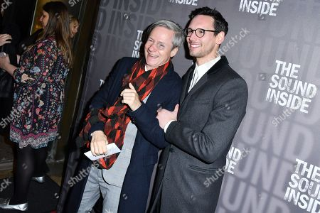 Stock Picture of John Cameron Mitchell and Cory Michael Smith