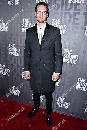 Editorial image of 'The Sound Inside' Broadway play opening night, Arrivals, Studio 54, New York, USA - 17 Oct 2019