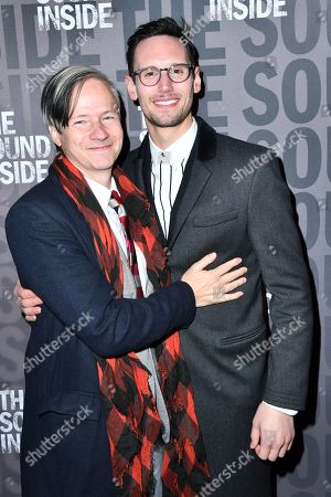 Editorial photo of 'The Sound Inside' Broadway play opening night, Arrivals, Studio 54, New York, USA - 17 Oct 2019