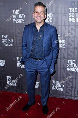 Editorial picture of 'The Sound Inside' Broadway play opening night, Arrivals, Studio 54, New York, USA - 17 Oct 2019